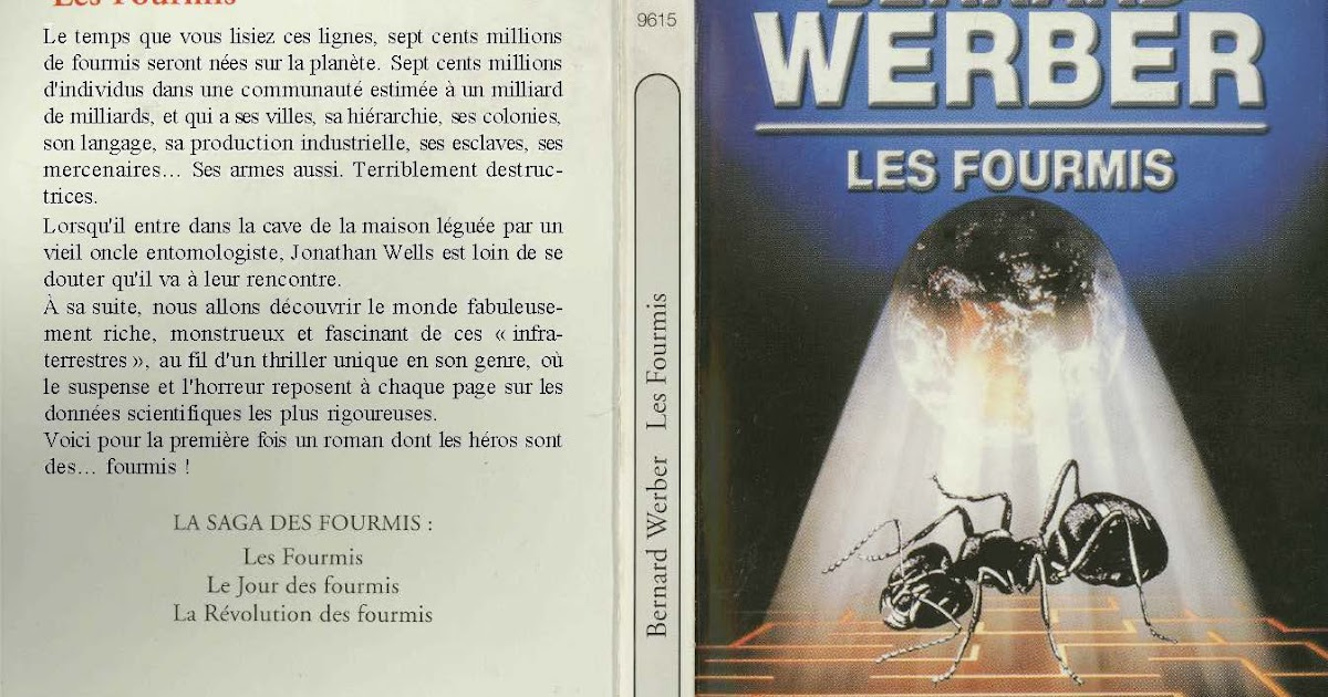 FOURMIS TÉLÉCHARGER GRATUIT LES WERBER