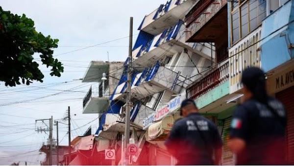 Se eleva a 58 el número de muertos por terremoto de 8.2