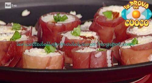 Ricetta dei Rotolini alla giapponese da La Prova del Cuoco