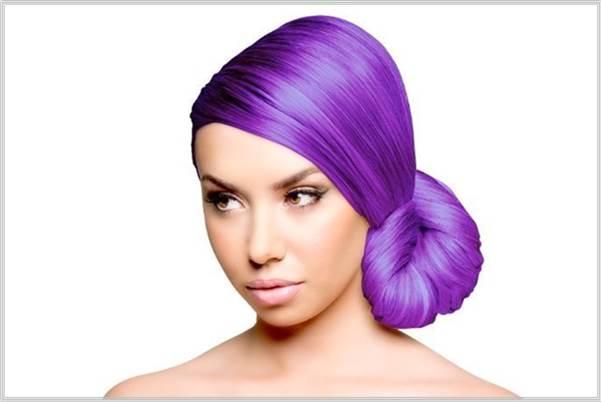 Sydney Fashion Hunter - Perfectly Purple - Sparks High Dye