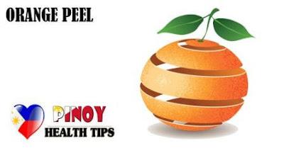 Home Remedies For Dark Underarms: Orange Peel