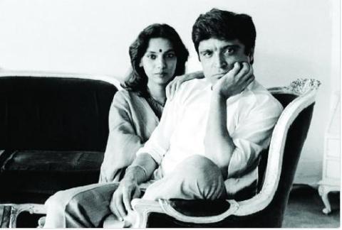 मधुबाला और किशोर कुमार