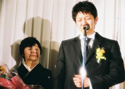 スイスホテル南海大阪での結婚式