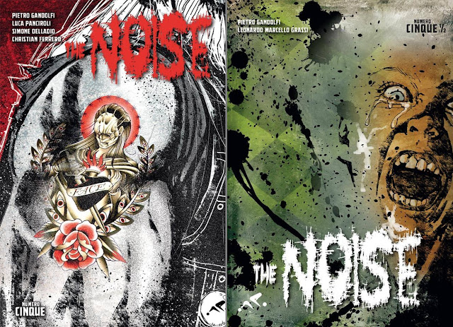 The Noise 5 + 5 e 1/2