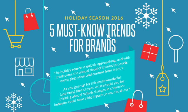 Holiday Marketing 2016: 5 Must-Know Trends for Brands