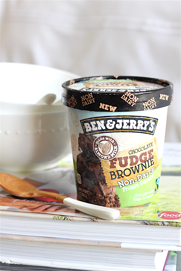 Ben & Jerry's Non-Dairy Ice Cream | Savor Home