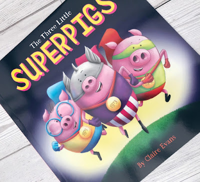 Superpigs book cover