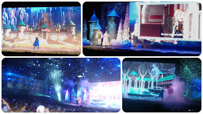 Show Frozen no Hollywood Studios