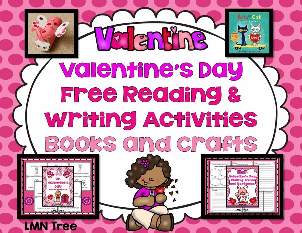 Lmn Tree Valentine S Day Free Reading And Writing