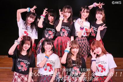 AKB48 'Kegarete iru Shinjitsu' 190518 Team 8 LIVE 1530 (Kegarete iru Shinjitsu Senbatsu)