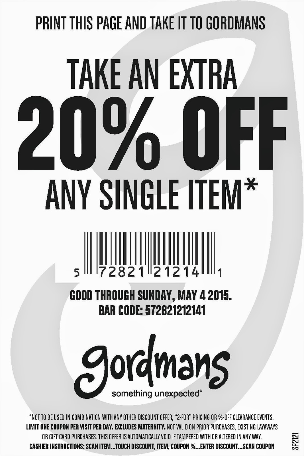 living spaces printable coupon the lovely side pretty up your porch gordmans review 23456 | file page1