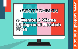 Cara Membuat Background Website