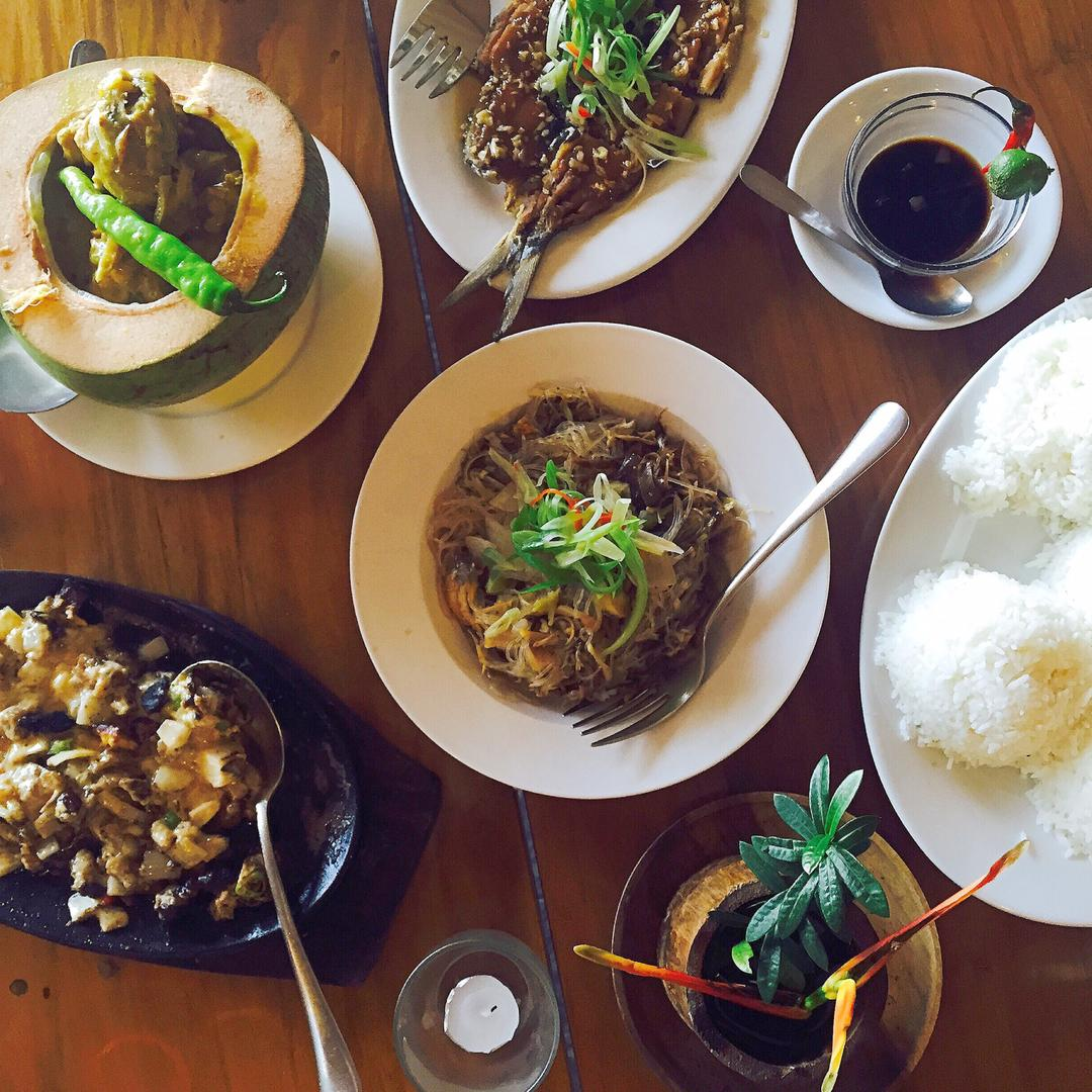 Foodstuff Finds Capiz Cafe Terraza