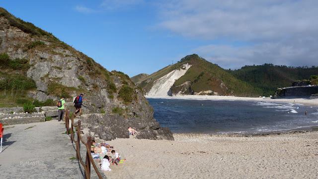 Playa de San Antolín de Bedón - Asturias