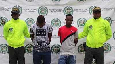 La policía del Chocò esclarece homicidio del escolta del supermercado Mercames