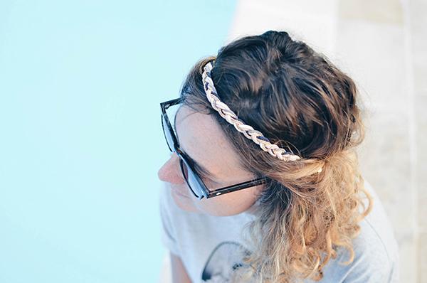 Headband Pas si sages x birchbox