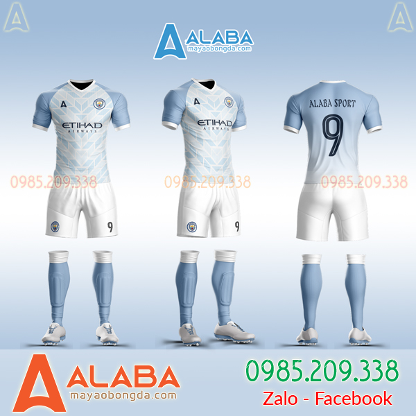 Áo Man City may theo yêu cầu mã ALB MC06