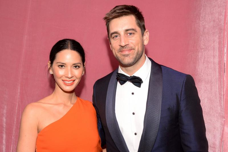 Olivia Munn and Aaron Rodgers split after 3 years together