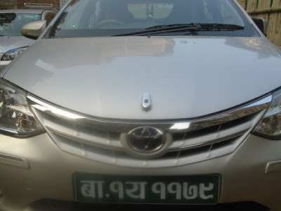 Car rental agency book the Best car in Nepal