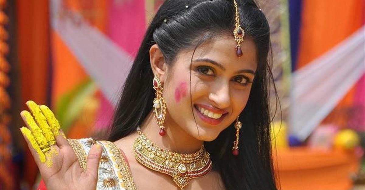special holi episode shoot of balika bani madhubala 12 pics