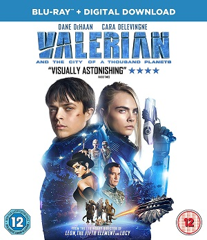 Valerian and the City of a Thousand Planets 2017 BRRip BluRay 720p 1080p