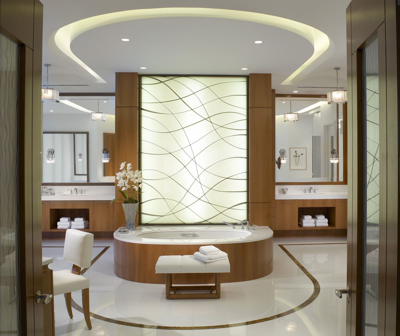 alene workman interior design: Tips to Creating a ... on Small:e_D8Ihxdoce= Bathroom Ideas  id=19124