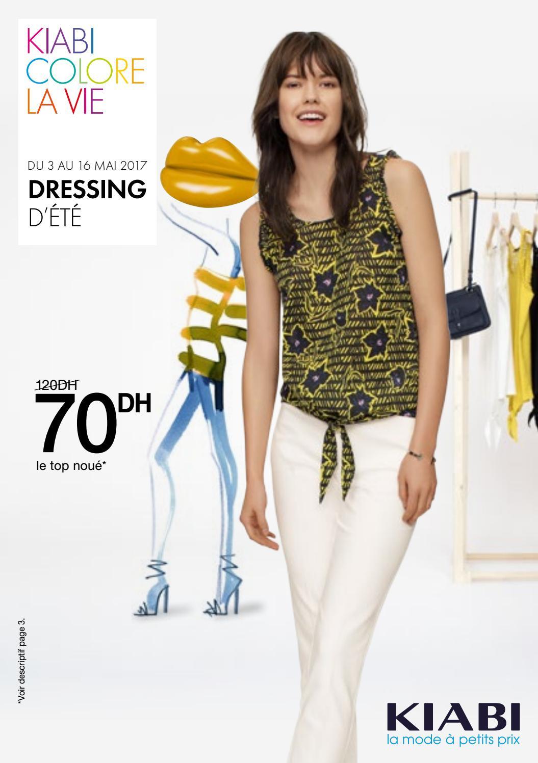 ed40b7a334cbe Kiabi Maroc Catalogue 2017 | Mrsolde