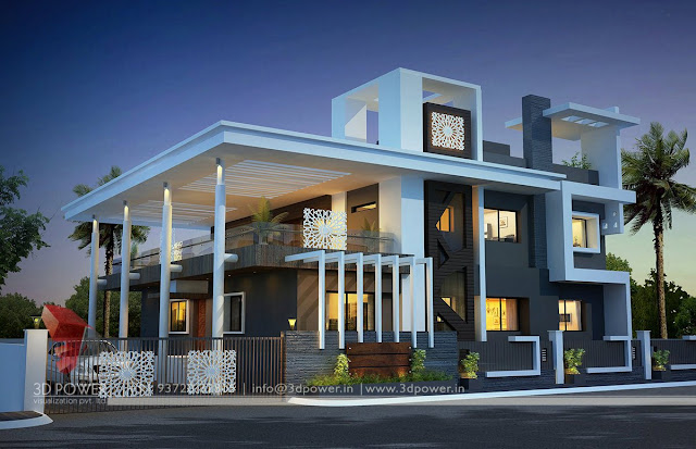 bungalow houses designs  Tirunelveli