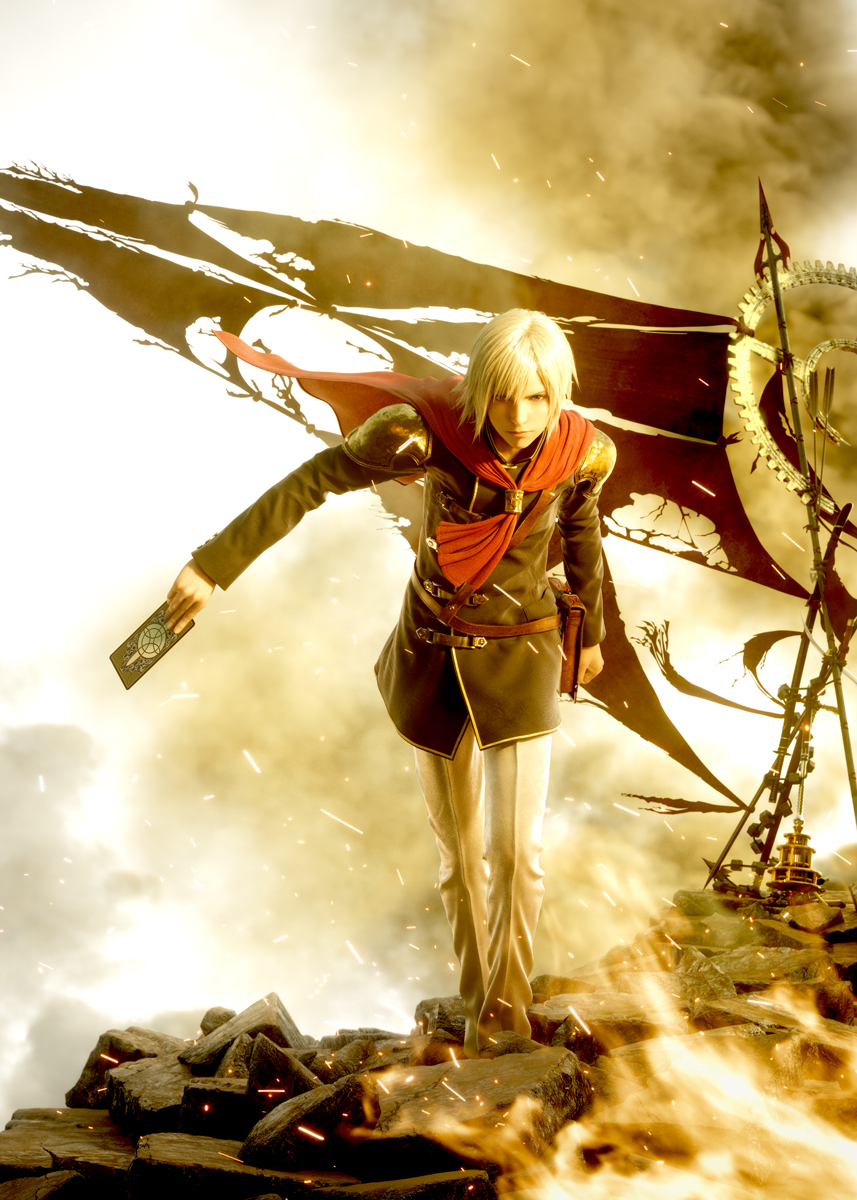 [PSP] Final Fantasy Type-0  download