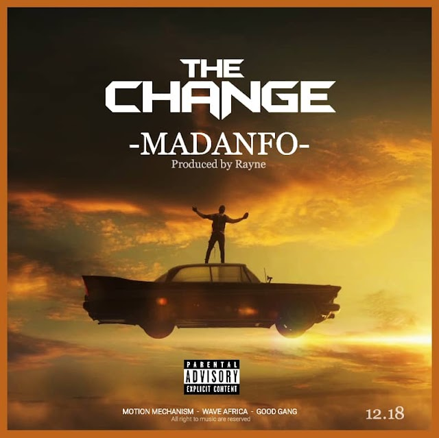 ||VIDEO|| THE CHANGE STORMS THE MUSIC INDUSTRY WITH HIS HIT MADANFO