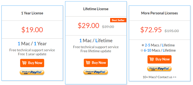 iSkysoft iTube Studio Pricing