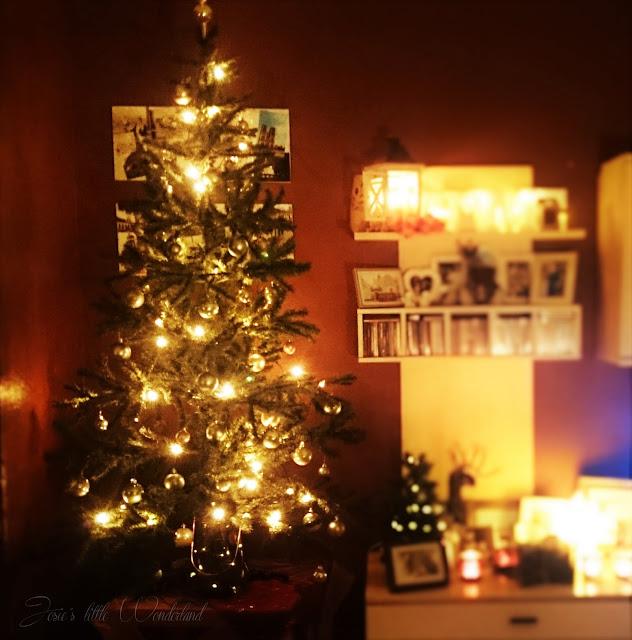 christmas, christmastree, winter, cozylights, candles, josie´s little wonderland, blog,