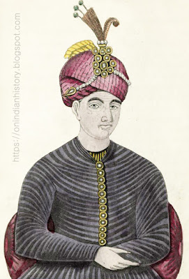 Hyder Ali Khan-Sultan-of-Mysore