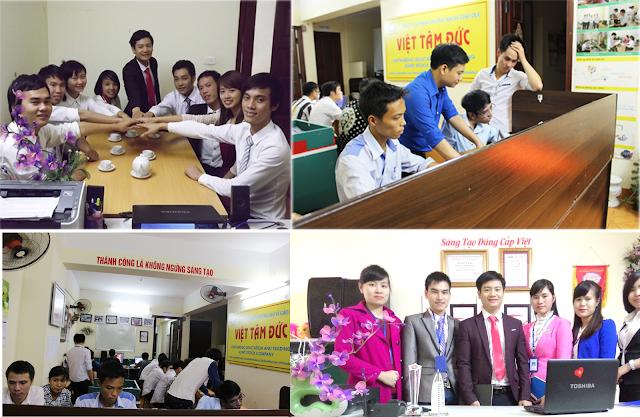 Lớp học Photoshop tại Lê Trọng Tấn