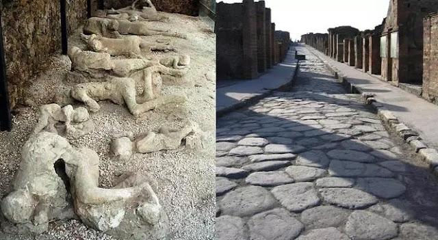 manusia jadi batu