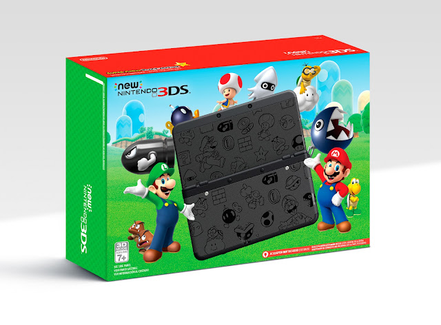 Nintendo releasing New 3DS for $100 on Black Friday 1