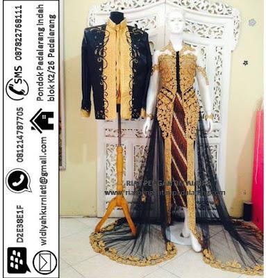 Tempat persewaan gaun pengantin Modern Bandung