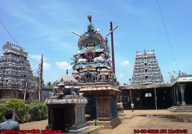 Patteeswaram Durga Temple