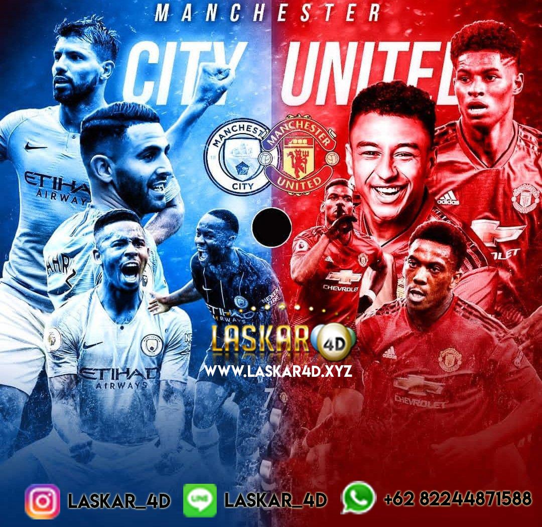 Prediksi Manchester City Vs Manchester United 08 Maret 2020
