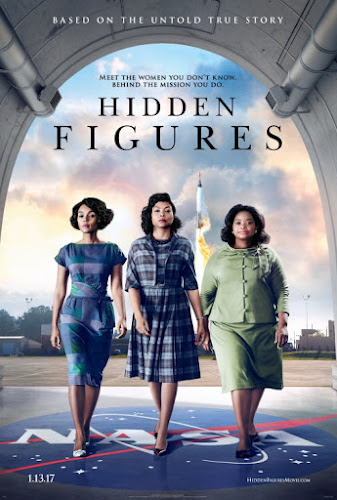 Hidden Figures (BRRip 1080p Dual Latino / Ingles) (2016)