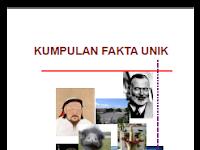 Ebook pdf kumpulan Fakta Unik
