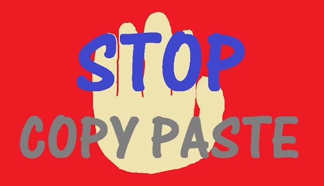STOP COPY PASTES CONTENT DILARANG COPAS ARTIKEL