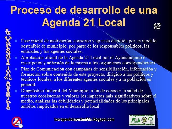 93e8454d0243 Procesos de desarrollo de una Agenda 21 Local