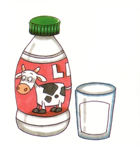 Dibujos Botellas Leche Para Imprimir Imágenes Y Dibujos Para