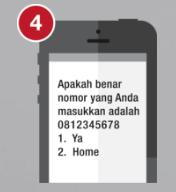 Cara Gampang Mengubah Jaringan 3G Ke 4G Lte
