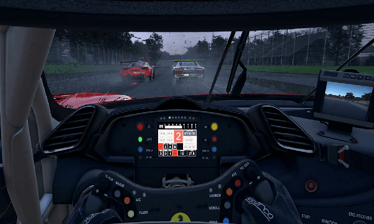 تحميل لعبة سباق السيارات Assetto Corsa Competizione v0.3 الجديده