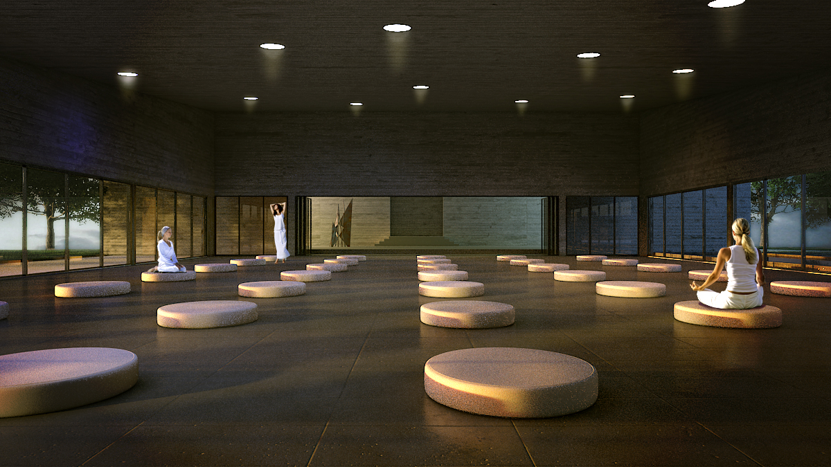 "Hindus seek ""decent"" new home for Meditation Center at University of North Dakota"
