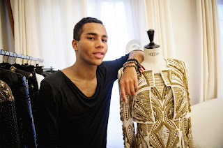 """Olivier rousteing talks kylie, met gala, and more at balmain's nyc store opening. MALIK THE STYLIST """"ALL IN MY MIND"""" FASHION BLOG ..."""