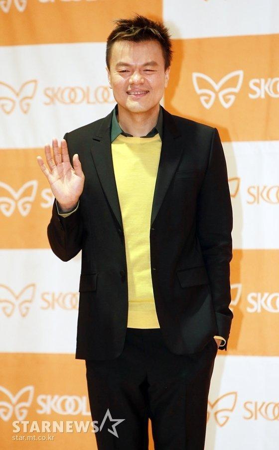 JYP alias Park Jin Young