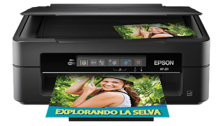 Epson impresora XP-211 driver descargar